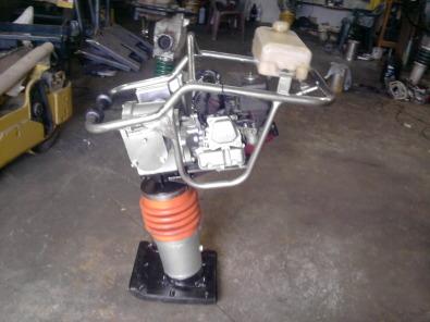 4-STROKE PETROL RAMMERS